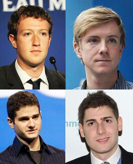 Mark zuckerberg career path