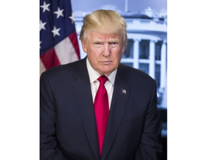 DONALD TRUMP – THE FIRST OFFICIAL PICTURE | _____Editor ...